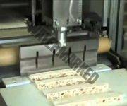 UCM - Ultrasonic cutting of nougat - Taglio torrone ad ultrasuoni